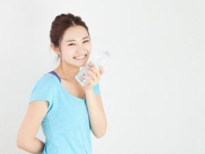 水分管理と笑顔