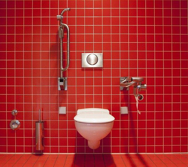 ドイツ 公衆トイレ