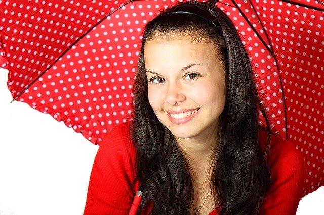 雨 折りたたみ傘