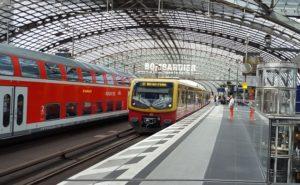 ドイツ 交通機関