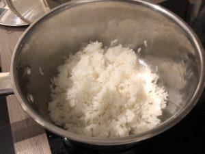米 炊き アルミ鍋