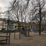 ドイツ 公園 Spielpalz 3