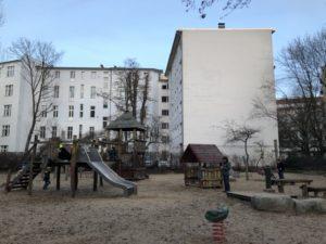 ドイツ 公園 Spielpalz 4