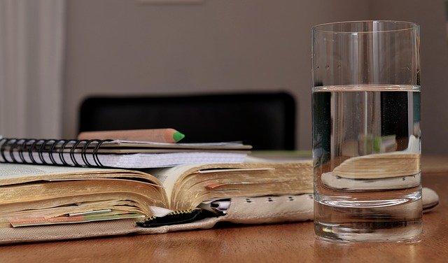 勉強 水分摂取