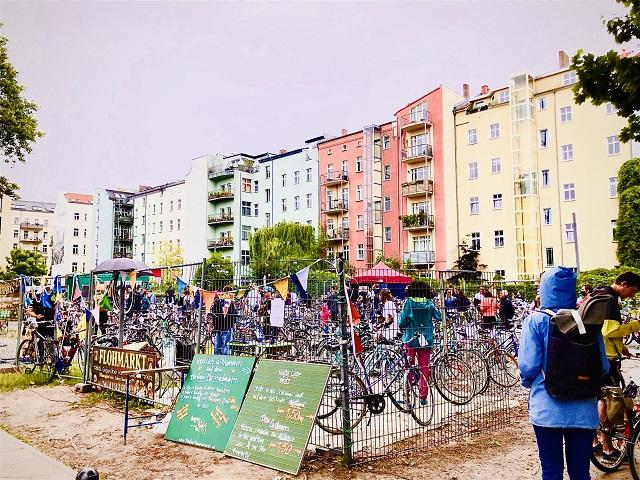 ドイツ 自転車 中古 イベント