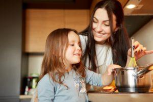 子供 親子 料理