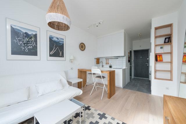 家具付きアパート ドイツ